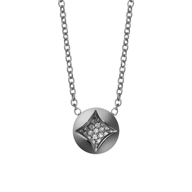 Swoonery-Diamond Amanda Necklace