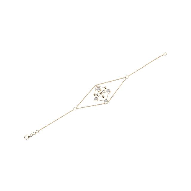Swoonery-Atomium Bracelet