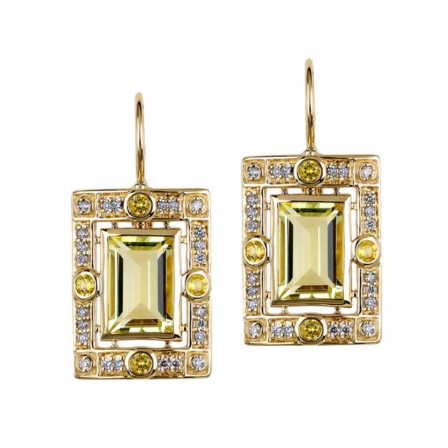 Swoonery-Pauline Earrings