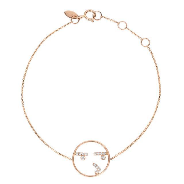 Swoonery-Curious Bracelet