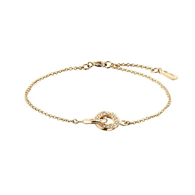 Swoonery-Mini Twosome & Stars Bracelet