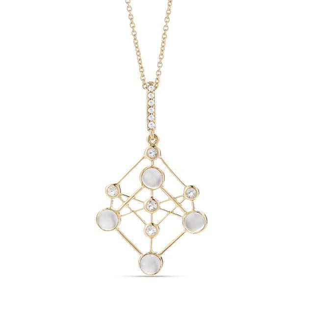 Swoonery-Atomium Necklace