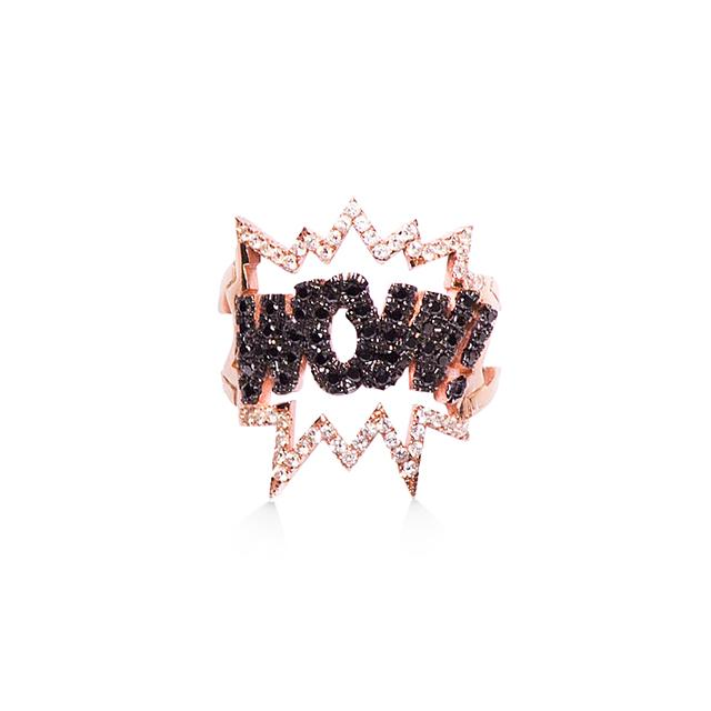 Swoonery-Wow Ring