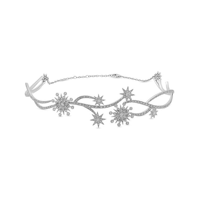 Swoonery-Shooting Star Choker Necklace