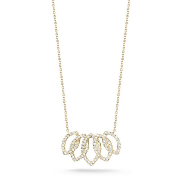 Swoonery-Lori Paige Yellow Gold Necklace