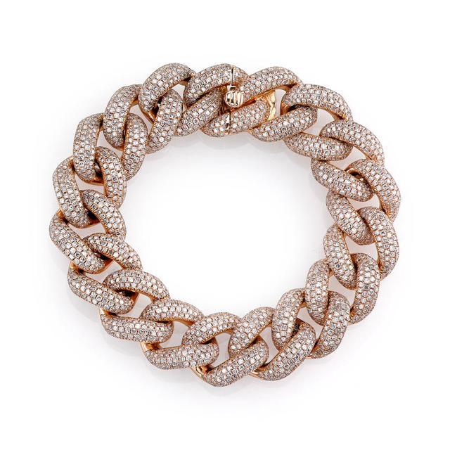 Swoonery-Jumbo Essential Link Bracelet