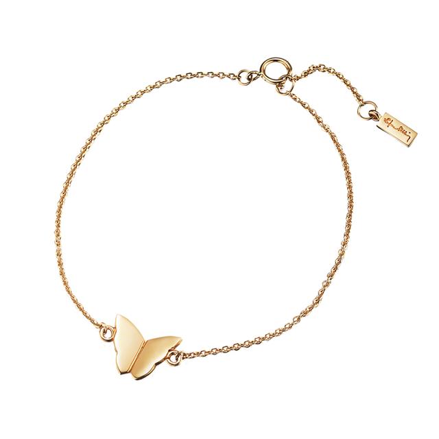 Swoonery-Little Miss Butterfly Bracelet