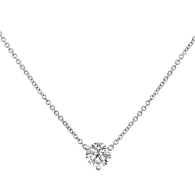 Swoonery-Diamond Pendant